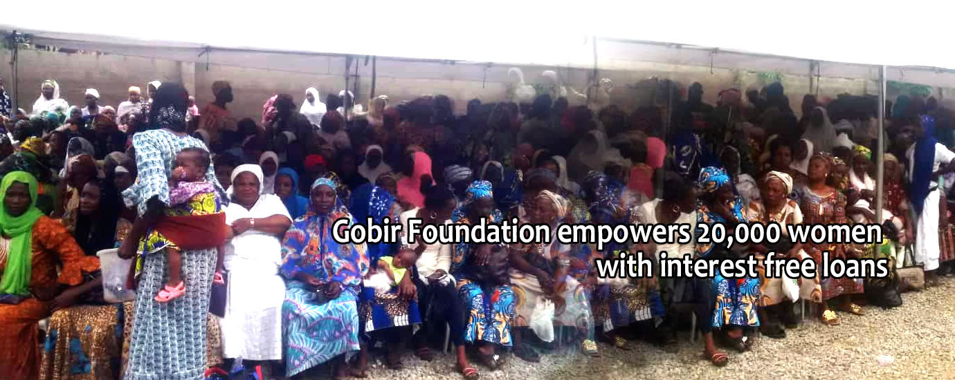 Gobir Foundation empowers 20,000 women with interest free loans
