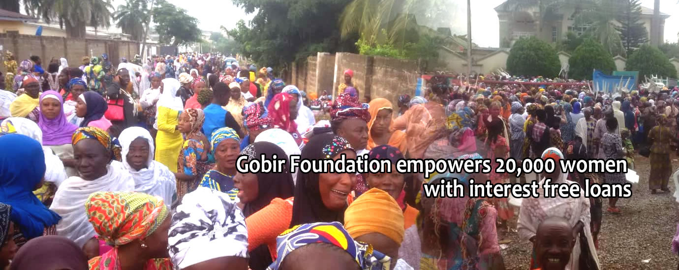 Gobir Foundation empowers 20,000 women with interest free loans2