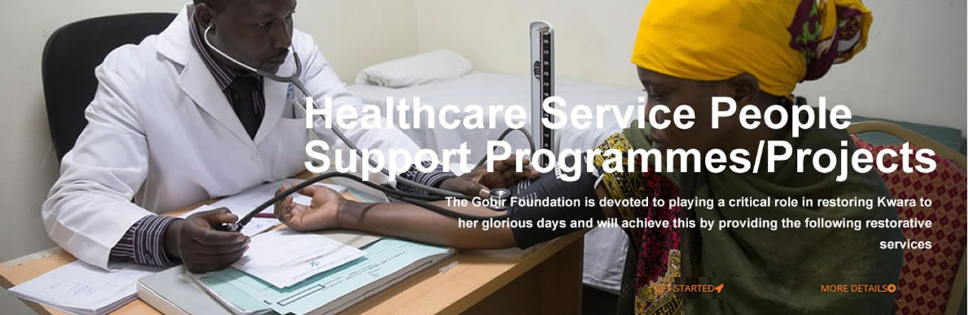 healthcare service people support programmes